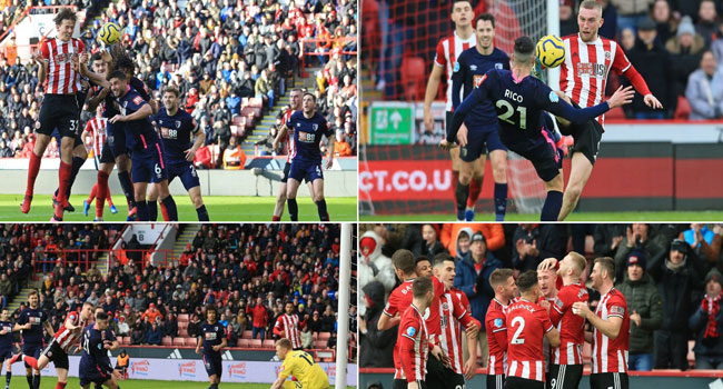 Sheffield United Weather The Storm To Climb To Fifth