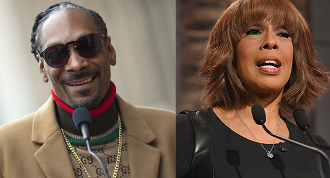 Snoop Dogg Apologises for Attacking Gayle King Over Kobe Bryant Rape Allegation