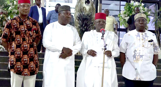 South East Governors To Launch Regional Security Outfit