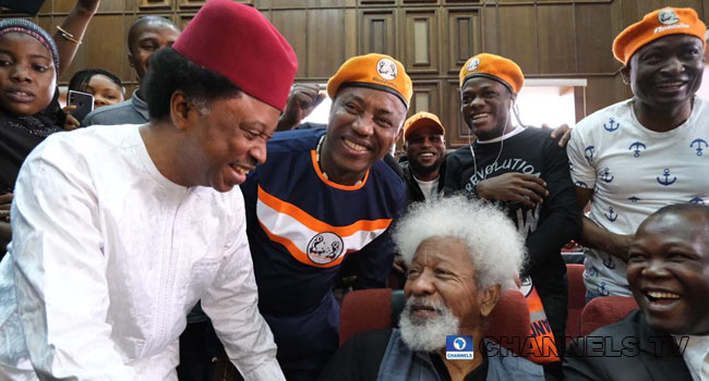 Soyinka, Sani, Odinkalu In Court As Sowore's Trial Resumes