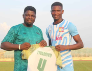 Tiyamiyu Kazeem was Assistant Captain and Defender of Remo Stars Football club until his death on Saturday, February 22, 2020. Photo: Remo Stars Twitter Account