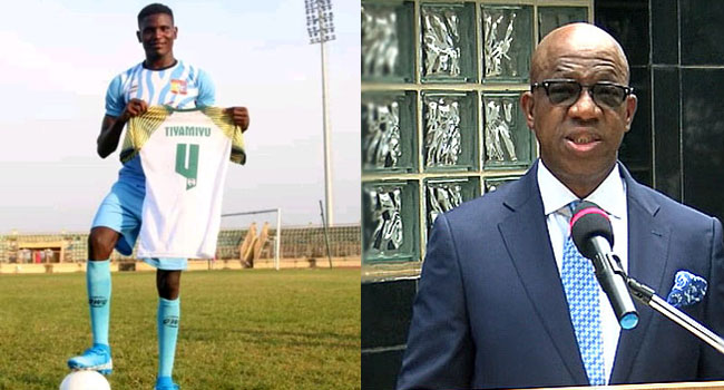 'He Was A Rising Star,' Ogun Governor Vows Justice For Slain Remo Stars Player
