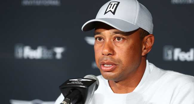 Woods Set To Compete At PGA Championship
