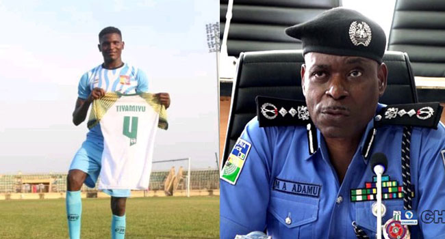 Police Dismiss Killer Of Remo Stars Footballer, Tiamiyu Kazeem