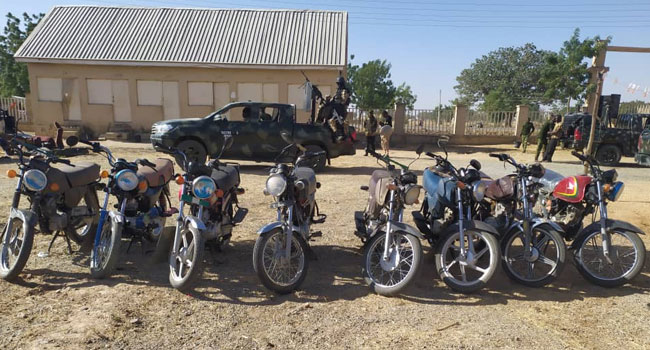 Troops Kill 13 Bandits, Arrest Eight In Zamfara, Two Other States