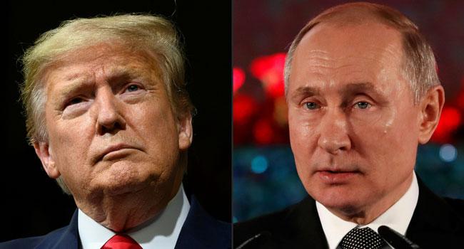 'Your Vitality Will Help Fight Off Virus,' Putin Tells Trump