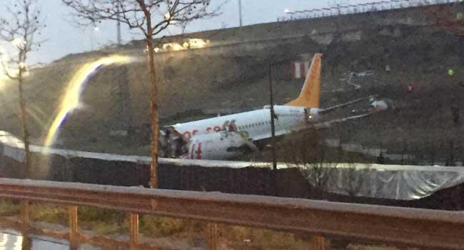 120 Injured In Turkey Plane Accident