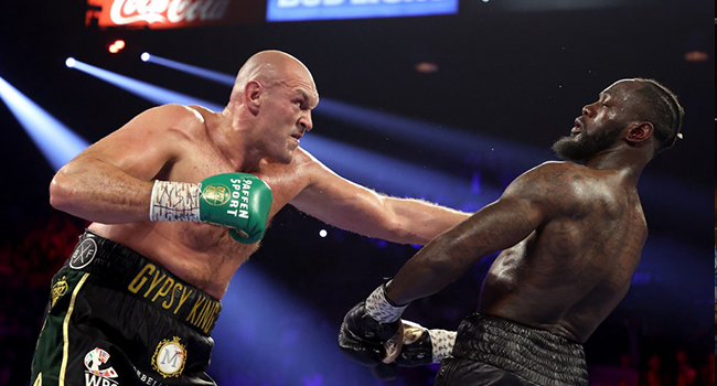 Wilder Exercises Rematch Clause For Third Fight With Fury – Reports