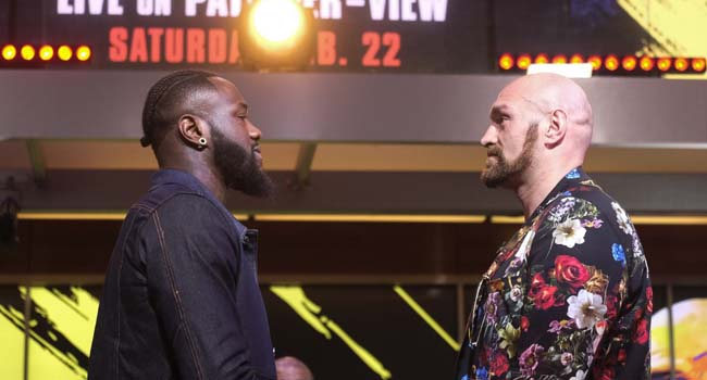 Fury-Wilder Reach Tentative Agreement For Third Fight: Report