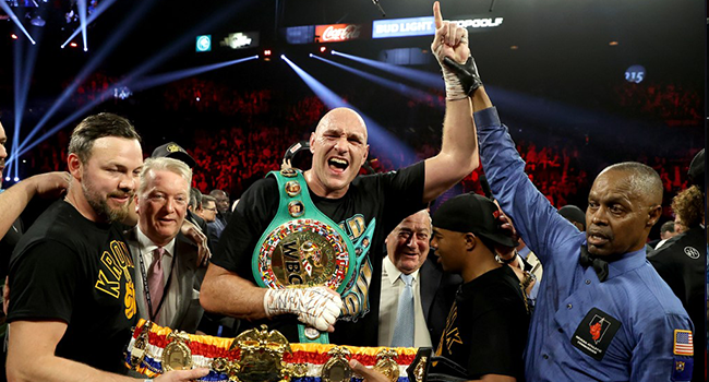 Fury Won't Lose World Title Over Doping Allegation –  WBC Chief