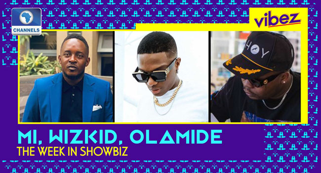 Vibez: M.I's Bollywood Romance, Wizkid's Album And Olamide's Big Deal