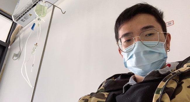 Coronavirus Survivor Recounts Fear, Confusion