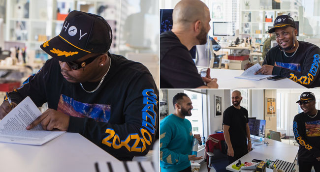 Olamide's YBNL Signs Joint-Venture Deal With Empire Distribution