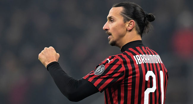Ibrahimovic Agrees To Play Another Season At AC Milan For 7m Euros