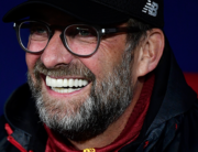Liverpool's German manager Jurgen Klopp sits on the bench before the UEFA Champions League, round of 16, first leg football match between Club Atletico de Madrid and Liverpool FC at the Wanda Metropolitano stadium in Madrid on February 18, 2020. JAVIER SORIANO / AFP