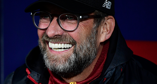 Klopp Responds To 10-Year-Old Man Utd Fan Who Wants Liverpool To Lose