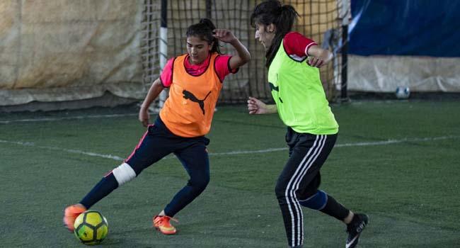 More Than Football: Kurdish Women Win Big With Syria Title
