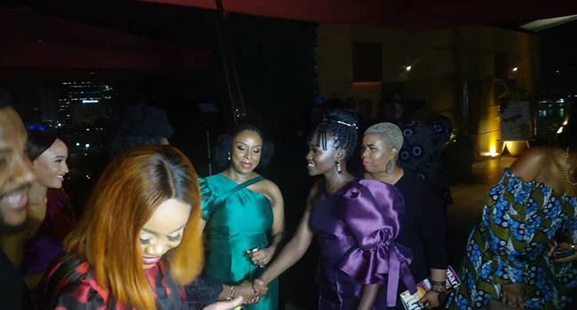 Oscar-Winning Actress Lupita Visits Lagos For Adichie's 'Americanah'