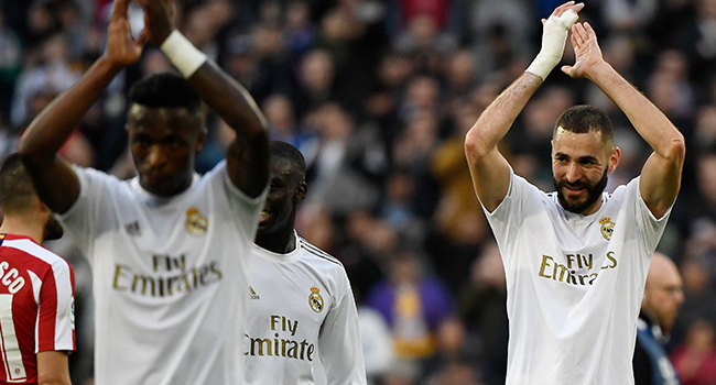 Real Madrid Beat Atletico To Move Six Points Clear