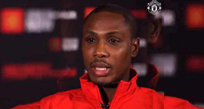 I'm Inspired By Manchester United's Direction, Says Nigerian Striker Ighalo