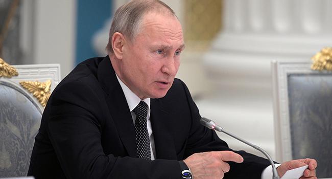 Putin Reveals Plan To Use Body-Double
