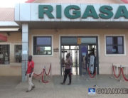 The Rigasa train station connects passengers heading to Abuja.