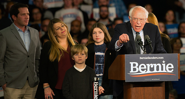 US Elections: Sanders Claims Victory In Iowa