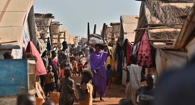 UN Accuses Warring South Sudan Parties Of Deliberately Starving Citizens