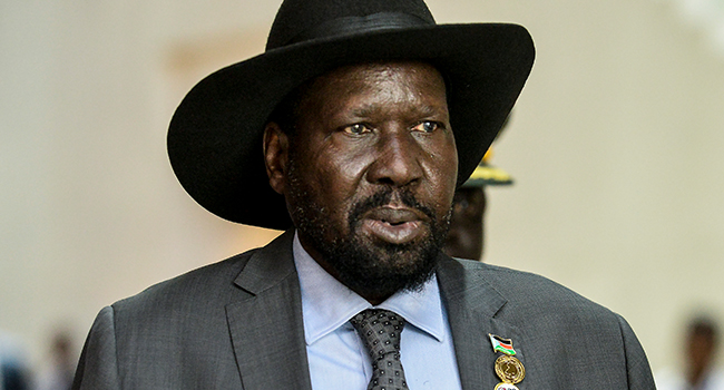 South Sudan President Makes Move Towards Peace