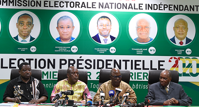 Two Sides Claim Victory In Togo Presidential Election
