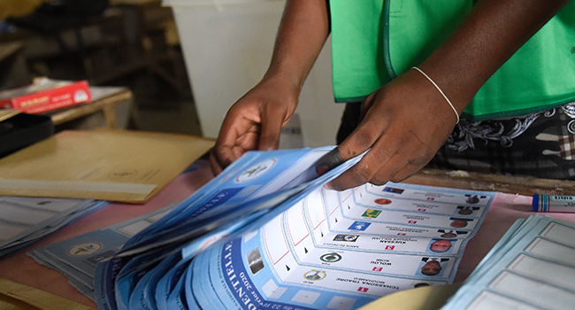 Togo Begins To Count Votes As Key Contestant Alleges Fraud