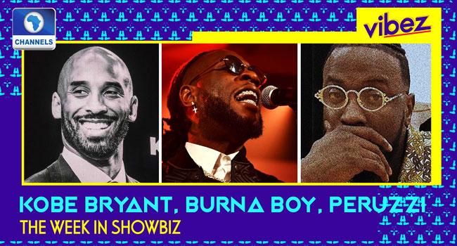 Vibez EP 6: Burna Boy's Shine, Kobe's Exit And More Peruzzi Drama