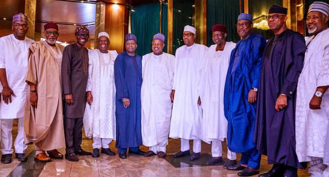 Buhari, APC Governors Agree To Postpone NEC Meeting