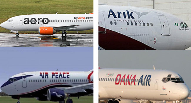 Arik Air, Aero Two Others Suspend All Flight Operations