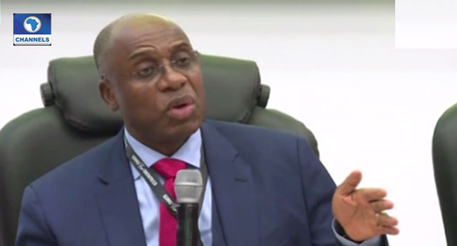 How Coronavirus Outbreak Is Delaying Completion Of Lagos-Ibadan Rail Project – Amaechi