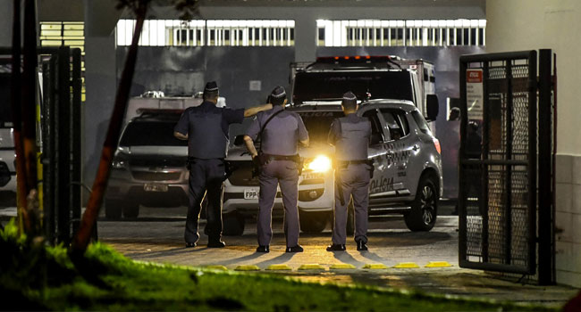 Brazil Recaptures Inmates Who Escaped In COVID-19 Riot