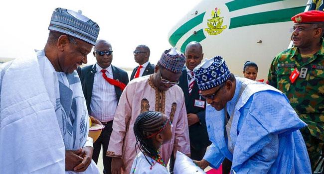Buhari Visits Kebbi For Argungu Fishing Festival