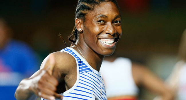 Caster Semenya Switches To 200m In Search Of More Olympics Glory