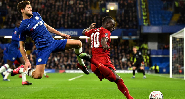 Liverpool Suffer Second Defeat As Chelsea Advance To FA Cup Quarter-Finals