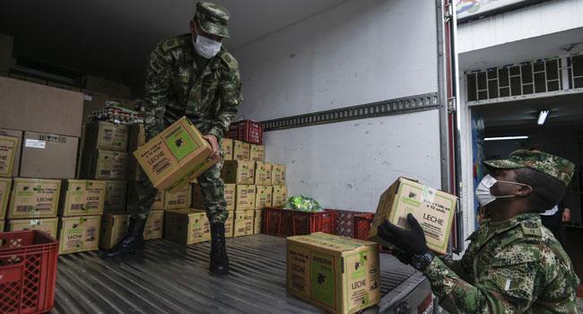 Colombia Announces First Coronavirus Death