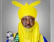 Emir Ado Bayero is the 15th Emir of Kano.