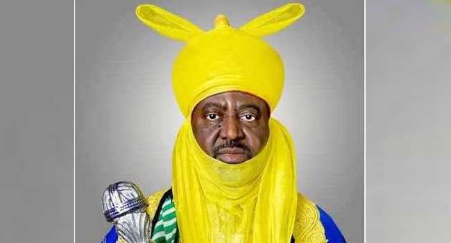 Emir Of Kano Mourns Ex-Kano Governor's Father, Kwankwaso