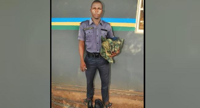 Police Arrest Fake Soldier Who Operates Okada In Military Uniform