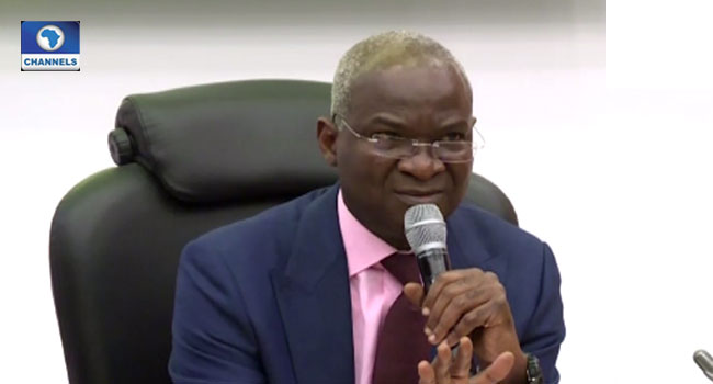 Nigerians Disappointed Because They Are Looking For Results In The Wrong Place – Fashola
