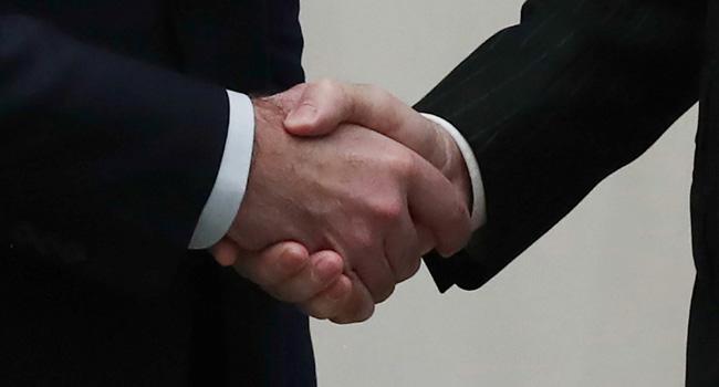 Handshake? No Thanks: Coronavirus Changes Global Habits