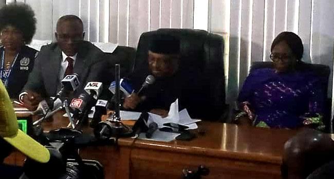Image result for BREAKING: Nigeria Confirms Second Coronavirus Case