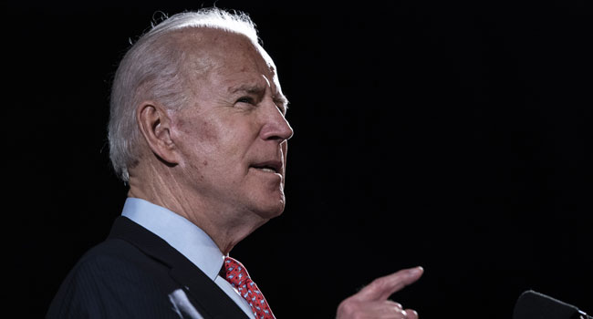 Biden Calls For Unity Against 'Forces Of Darkness' Destroying America
