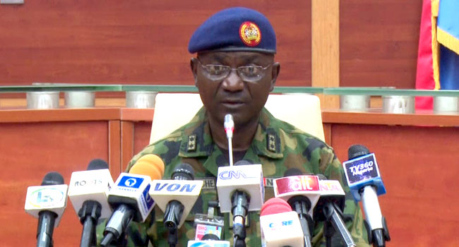 Military Ready To Enforce COVID-19 Lockdown In Lagos, Abuja, Ogun – DHQ