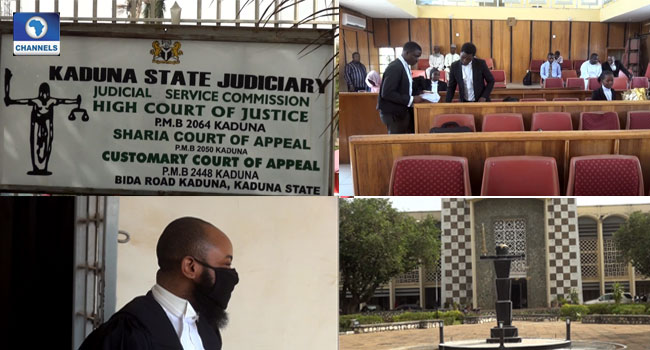 Coronavirus: Kaduna Courtrooms Witness Low Number Of Lawyers, Litigants