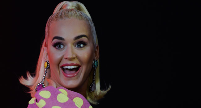Surprise! Katy Perry Reveals Pregnancy In Latest Music Video